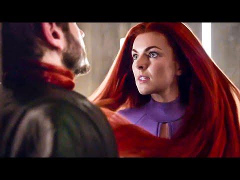 Marvel's INHUMANS 'Medusa vs. Maximus' Clip + Trailer (2017)