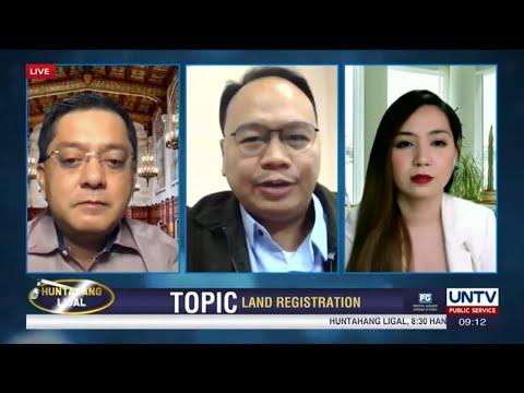 [UNTV]  UNTV: Huntahang Ligal | October 8, 2020 – LIVE REPLAY