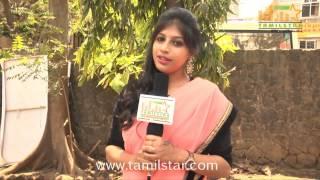 Actress Parvathi Speaks at Naangellam Edagoodam Press Meet