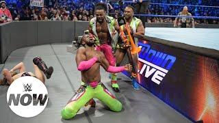 Kofi Kingston draws raves over hourlong performance ahead of Elimination Chamber: WWE Now