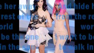 Katy Perry ft. Nicki Minaj - girls just wanna have fun (LYRICS)