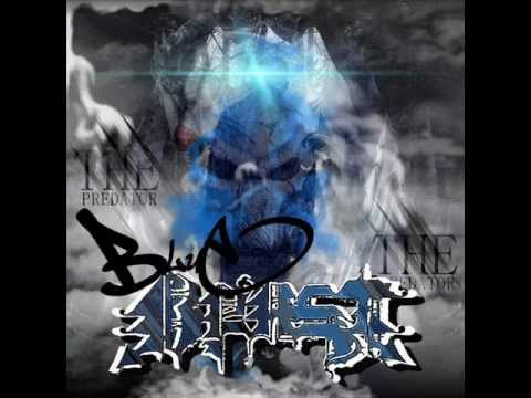 Blue Beast-Grown Man