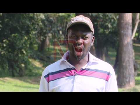 KENYA SAFARI OPEN: Phillip Kasozi gets ready for PGA event