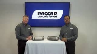 PACCAR Genuine Exhaust Bellows Image