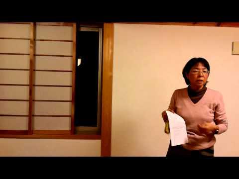 ライトニングトーク 服部圭子 「エゴマの話 一石三鳥のお話」