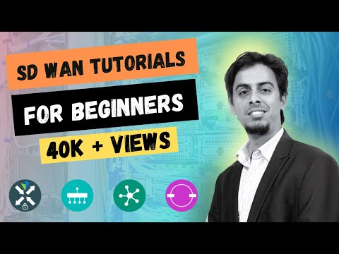 Cisco SD-WAN Tutorial for Beginners   SD-WAN Training   SD-WAN ...