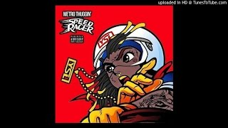 Young Thug x Metro Boomin - Speed Racer [INSTRUMENTAL]