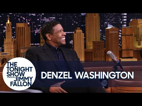 , title : 'Denzel Washington Wonders Where Exactly Drake Tattooed His Face'