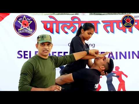 Self Defence Training For Girls and Womens.