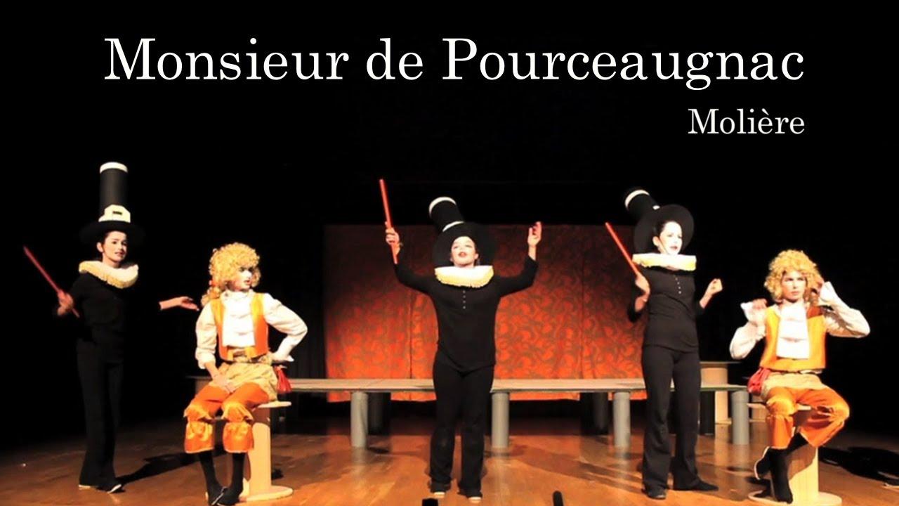 Monsieur de Pourceaugnac (Molière)