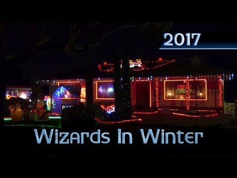 ryanschristmaslights - Wizards In Winter