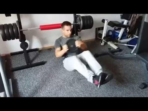 Ćwiczenia do rozwijania mięśni obręczy barkowej