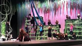 Magic Valley School of Performing Arts rehearses a scene from 'Tarzan'
