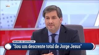 Entrevista Completa Bruno De Carvalho (TVI+TVI24)