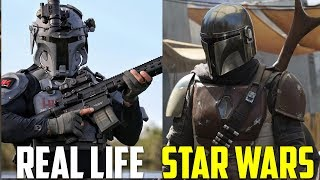 Would Modern Day Soldiers Use Mandalorian Armor?