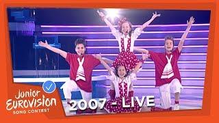 4Kids - Sha-la-la - Romania - 2007 Junior Eurovision Song Contest