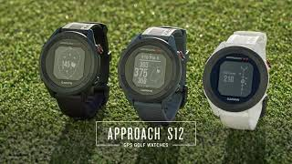 Garmin Approach S12: Keep it simple