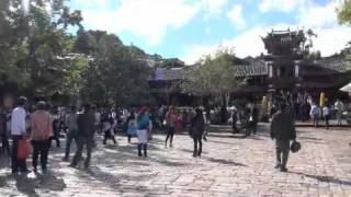 Video : China : Charming LiJiang, YunNan province - video