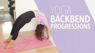 Yoga Backbend Progressions | Nora Day