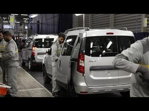 Moroccan car industry speeds ahead