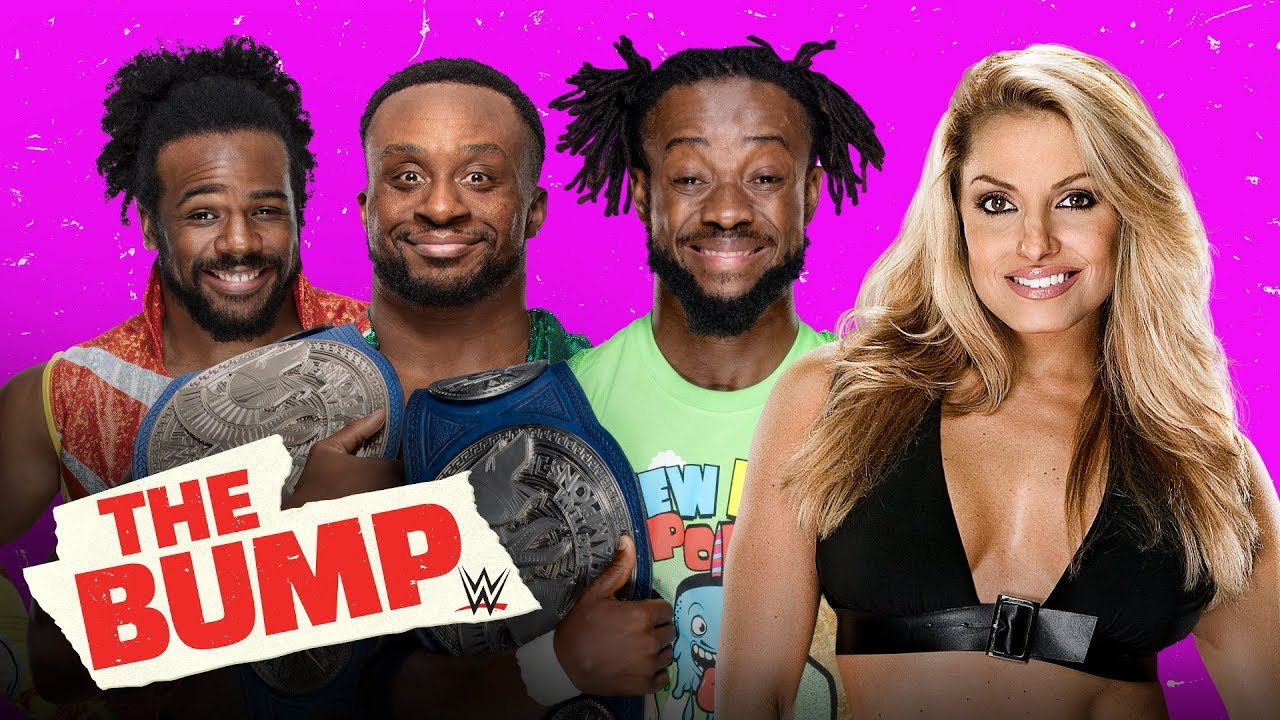 Trish Stratus, The New Day and Survivor Series weekend reaction: WWE's The Bump, Nov. 27, 2019