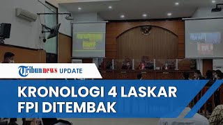 Persidangan Ungkap Kronologi Tewasnya 4 Laskar FPI, Polisi Sempat Dicekik hingga Berujung Penembakan