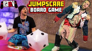 SURVIVE the ZOMBIES! FGTeeV Family vs MASSIVE LIFE SIZE BOARD GAME of Twists/Turns & Challenges