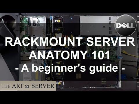 Rackmount Server Anatomy 101 | A Beginner's Guide