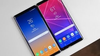 Samsung Galaxy Note 9 vs Galaxy Note 8: Time to Upgrade?