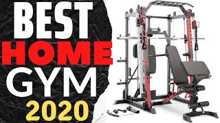 Top 5 Best Home Gym Equipment of 2020 Comparison Review