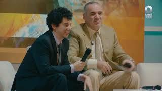 Tablero de ajedrez - Kasparov: político y humanista
