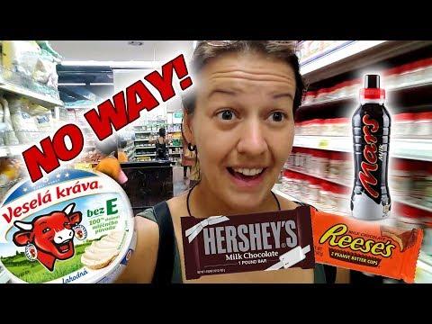 #2 NAJVÄČŠIE POTRAVINY | Pringles, Reeses v Ázii? | CENY