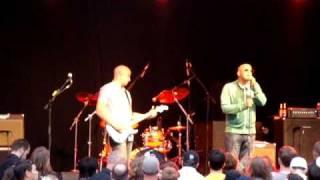 The Watchmen - Soft Parade - Winnipeg June 16 2009
