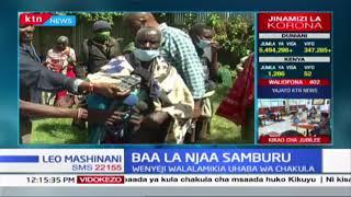 Wenyeji wa Samburu walalamikia uhaba wa chakula katika kaunti hio