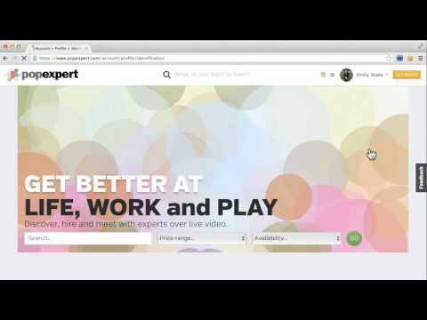 Getting Started With popexpert