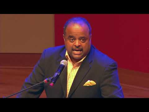 Roland Martin is Keynote Speaker at Opening of CBLC