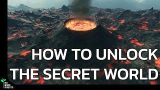 Descenders: How to unlock VOLCANO