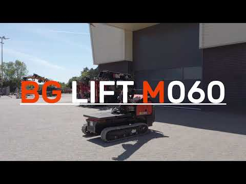 Bg Lift M060 Minikran | Kompaktkran | BgLift