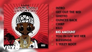2 Chainz Ft. Drake   Big Amount (Official Audio)