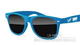 LS-Spade Drip Sunglasses