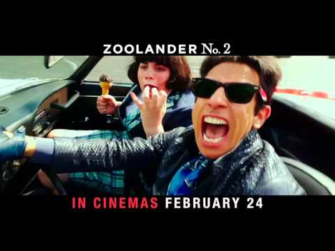 It's time for No. 2! #Zoolander2 arrives in cinemas February 24.