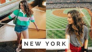 Neden Buradayız? , ODA TURU, Cilt Bakım Rutinim! | VLOG NEW YORK 2
