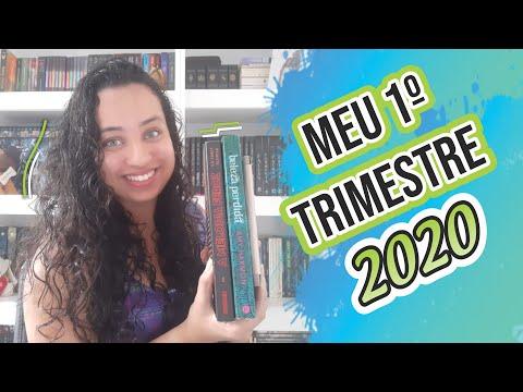 Meu 1° trimestre de leituras 2020 | Karina Nascimento - Paraíso dos Livros