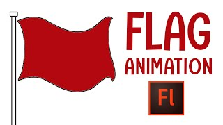 Flash Animation Tutorial - Flag Animation with Flash
