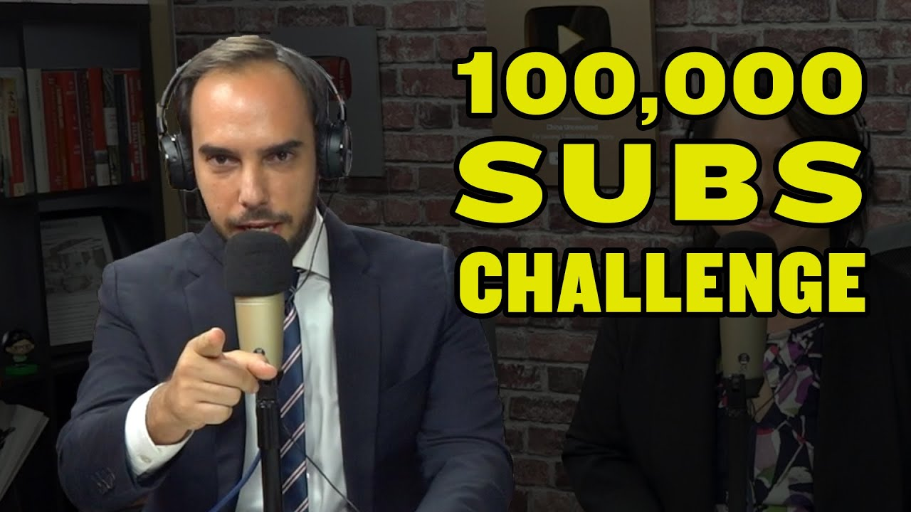 Can You Get Us to 100,000 Subscribers? thumbnail