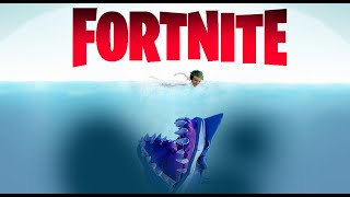 Fortnite is now Water world 🤔