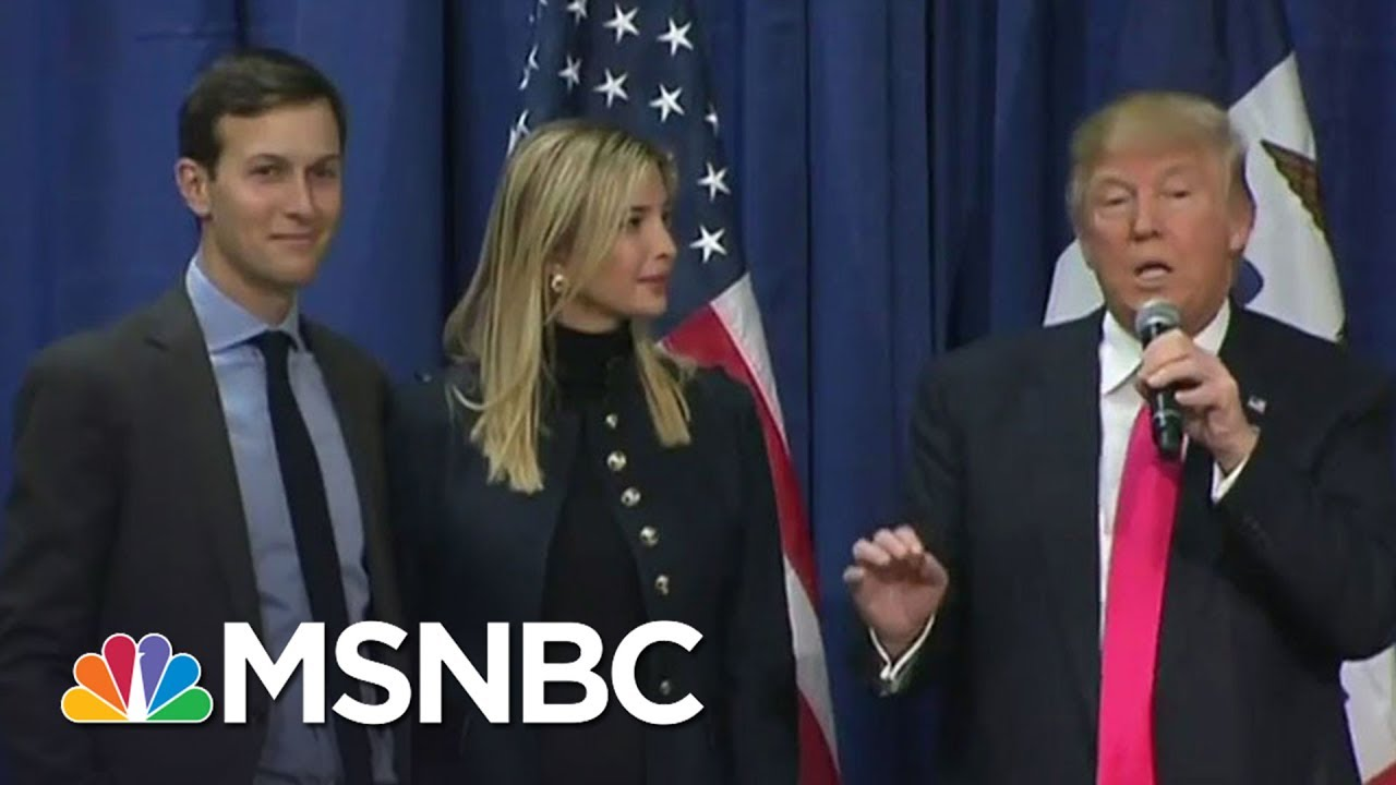 Has Jared Kushner Delivered On Any Of The To-Do List Donald Trump Gave Him? | The 11th Hour | MSNBC thumbnail