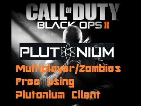 How to Play COD Black Ops 2 multiplayer / Zombies With