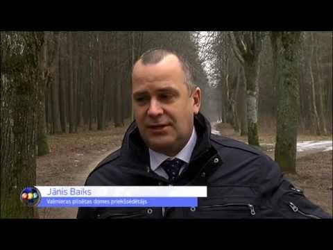 Video: Aicina izteikt viedokļus par Atpūtas parka labiekārtošanu
