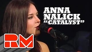 "Anna Nalick - ""Catalyst"" Live Acoustic (RMTV Official)"